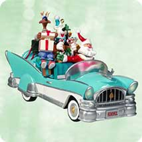 2003 Rockin and Rollin Hallmark ornament