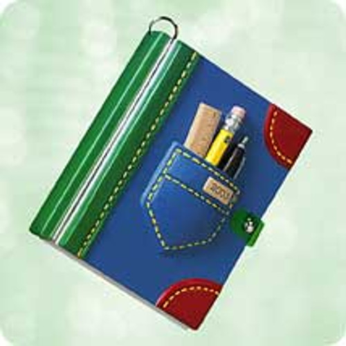 2003 School Photo Holder Hallmark ornament