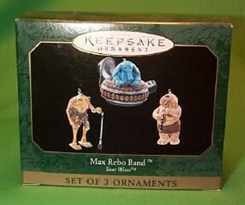 1999 Star Wars - Max Rebo Band