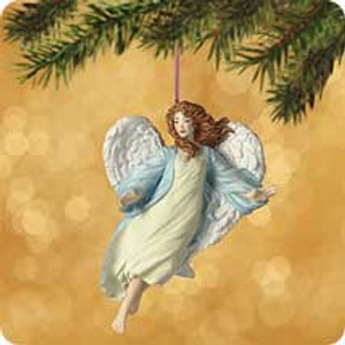 2002 Angel Of Comfort Hallmark ornament