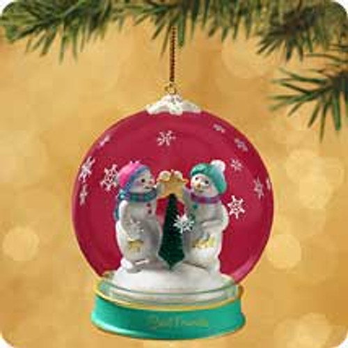 2002 Cool Friends Hallmark ornament