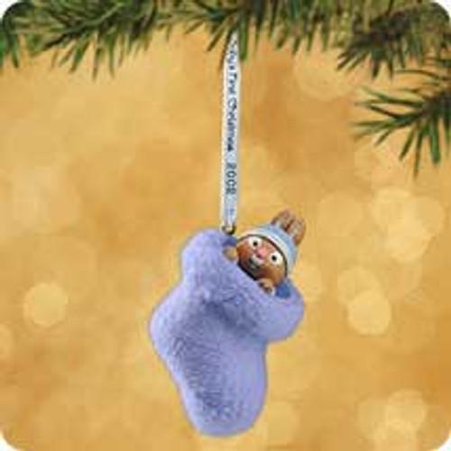 2002 Baby's 1st Christmas - Boy Hallmark ornament