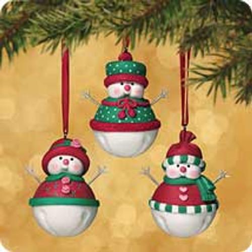 2002 Snow Belles Hallmark ornament