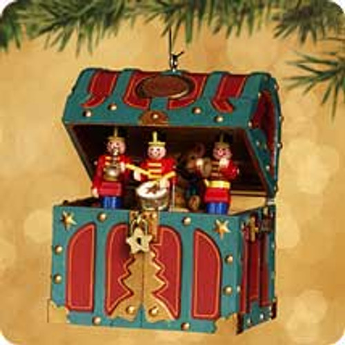 2002 Merry Music Makers Hallmark ornament