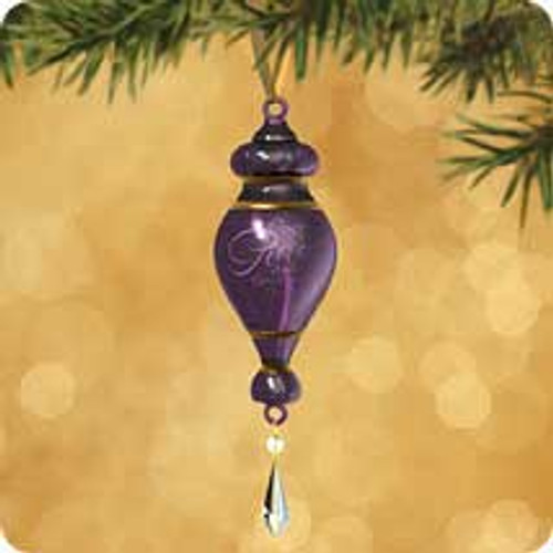 2002 BG - Peace And Goodwill Hallmark ornament