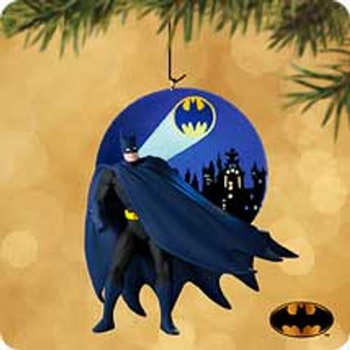 2002 Batman - Caped Crusader Hallmark ornament