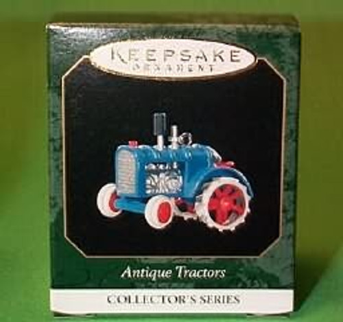 1999 Antique Tractors #3