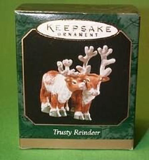 1999 Noahs Ark - Trusty Reindeer