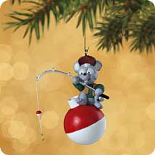 2002 Fishin' Mission Hallmark ornament