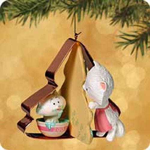 2002 Baking Memories Hallmark ornament