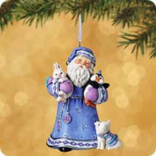 2002 Woodland Friends Hallmark ornament