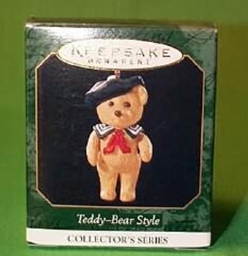 1999 Teddy Bear Style #3