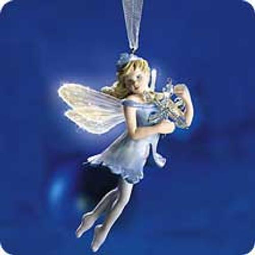 2001 Frostlight Faerie Candessa Hallmark ornament