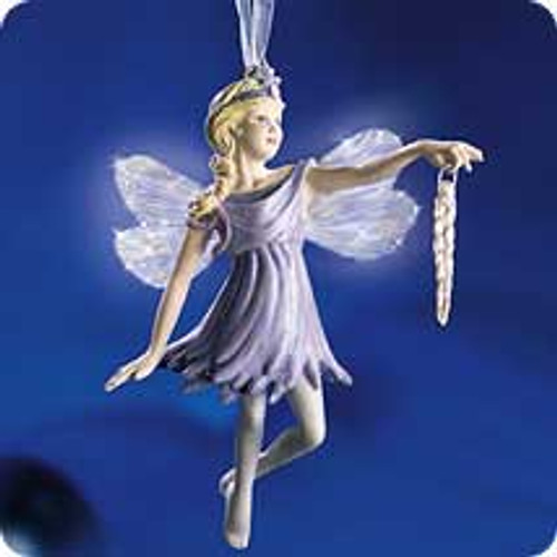 2001 Frostlight Faerie Delandra Hallmark ornament