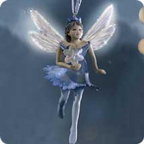 2001 Frostlight Faerie Estrella Hallmark ornament