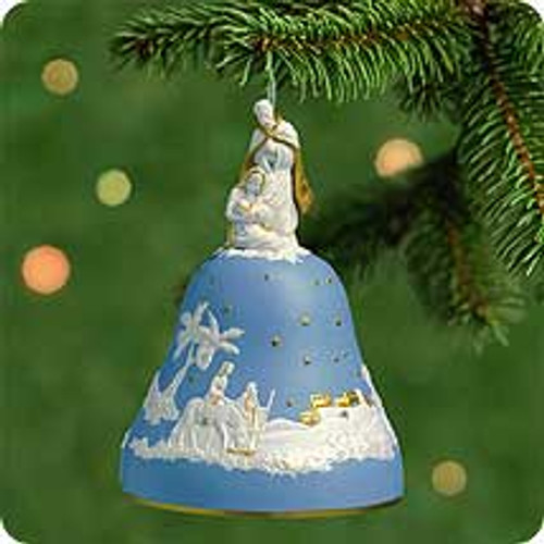 2001 Journey To Bethlehem Hallmark ornament