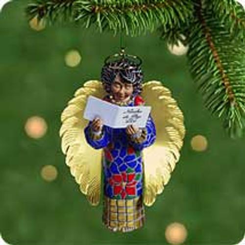 2001 Noche De Paz Hallmark ornament