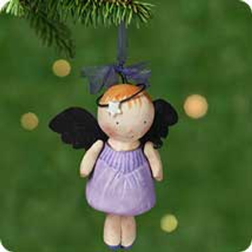 2001 One Little Angel Hallmark ornament