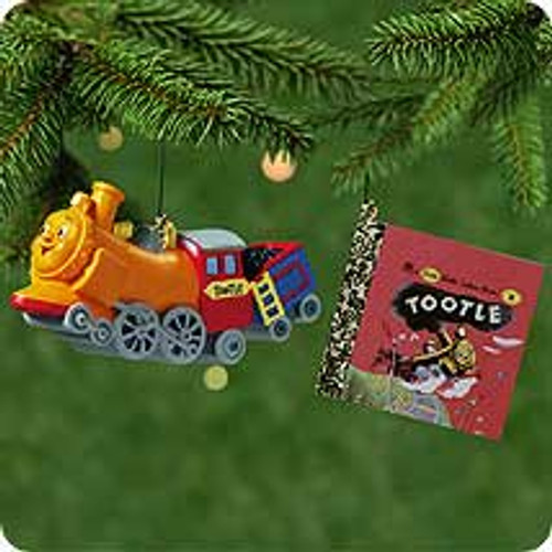 2001 Tootle The Train Hallmark ornament