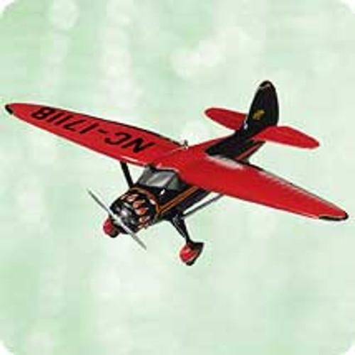 2003 Sky's The Limit #7 - 1936 Stinson Sr Reliant Hallmark ornament