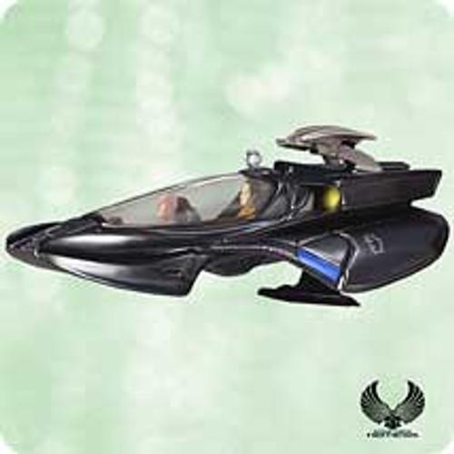 2003 Star Trek - Scorpion Hallmark ornament