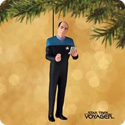 2002 Star Trek - The Doctor Hallmark ornament