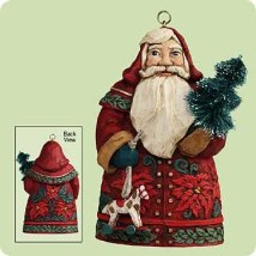 2004 Santas From Around The World - Germany Hallmark ornament