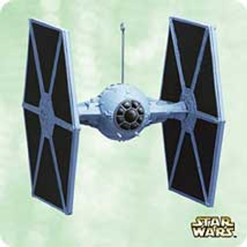 2003 Star Wars - Tie Fighter Hallmark ornament