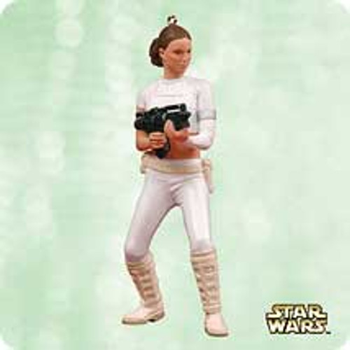 2003 Star Wars - Padme Amidala Hallmark ornament