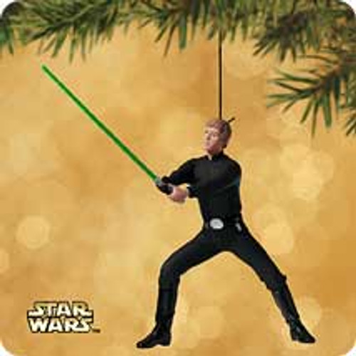 2002 Star Wars - Luke Skywalker Hallmark ornament
