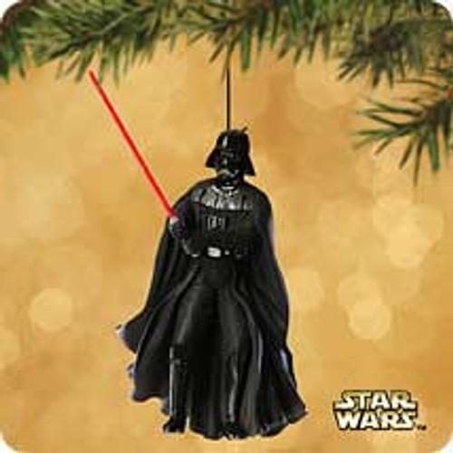 2002 Star Wars #6 - Darth Vader Hallmark ornament