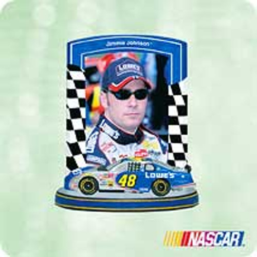 2003 Nascar - Jimmy Johnson Hallmark ornament