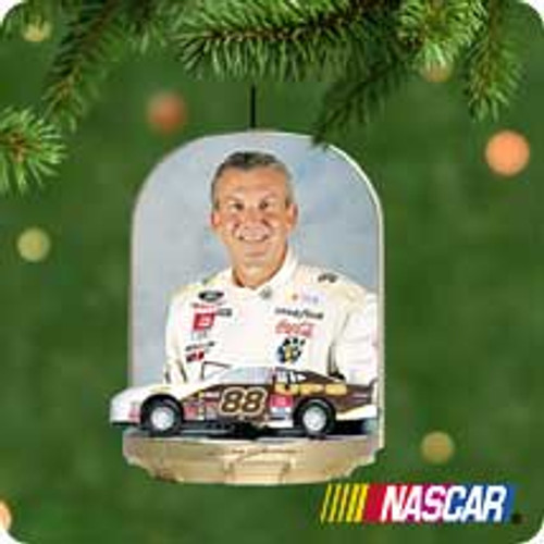 2001 Nascar - Dale Jarrett Hallmark ornament