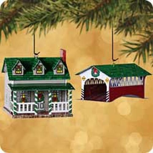 2002 Town and Country #4 - Grandmother's House Hallmark ornament