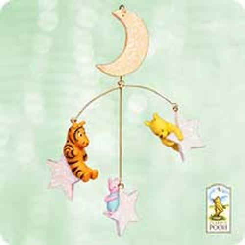 2003 Winnie The Pooh - Twinkle Twinkle Hallmark ornament