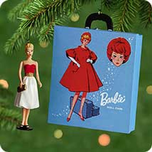 2000 Barbie Travel Case