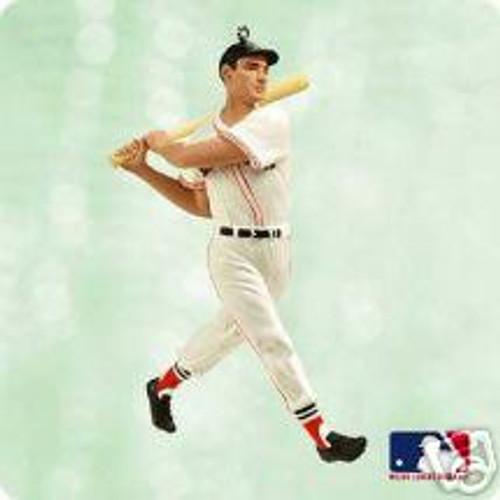 2003 Baseball - Ted Williams Hallmark ornament