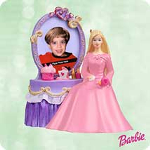 2003 Barbie - Photo Holder Hallmark ornament