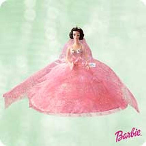 2003 Barbie - In The Pink Hallmark ornament