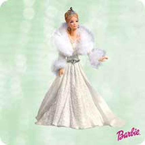 2003 Barbie - Celebration #4 Hallmark ornament