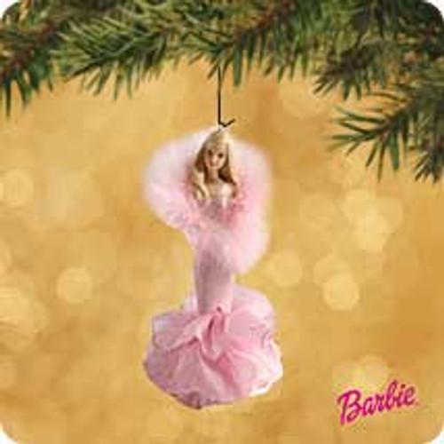2002 Barbie - Club Porcelain Hallmark ornament