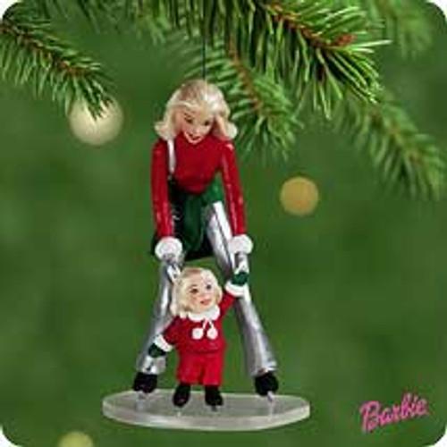 2001 Barbie - Barbie And Kelly Hallmark ornament