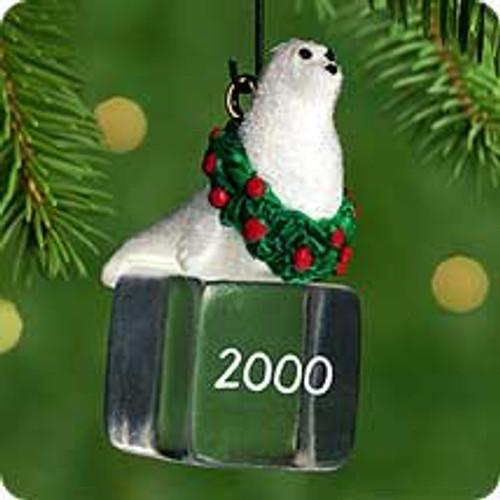2000 Ice Block Buddies #1 - Seal