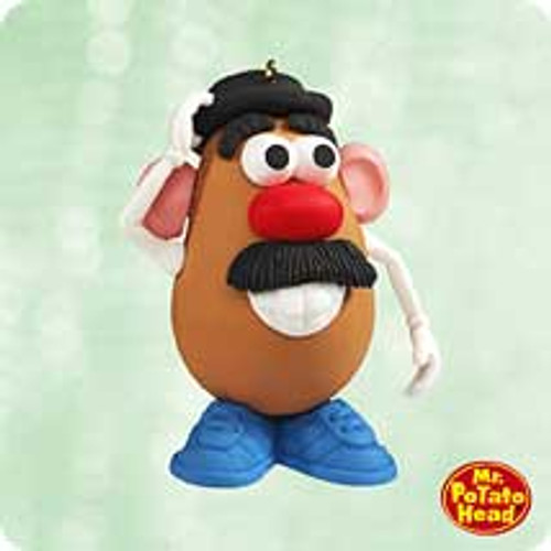 2003 Mr. Potato Head Hallmark ornament