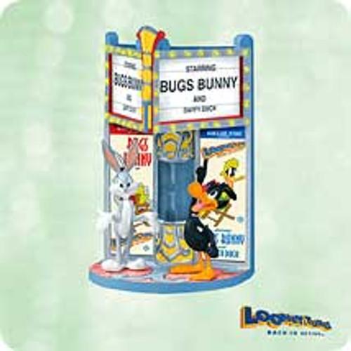 2003 Looney Tunes - Bugs and Daffy Hallmark ornament