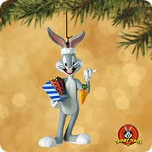 2002 LT - Bugs Bunny Hallmark ornament