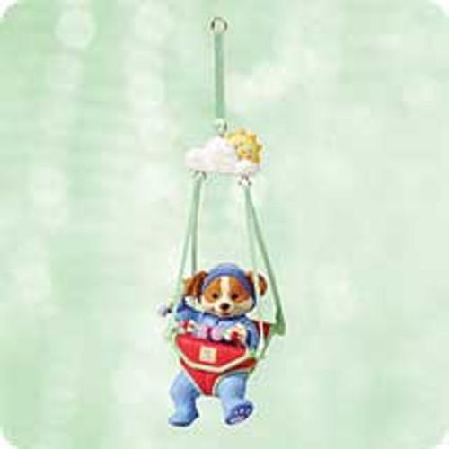2003 Baby's 1st Christmas - Boy Hallmark ornament
