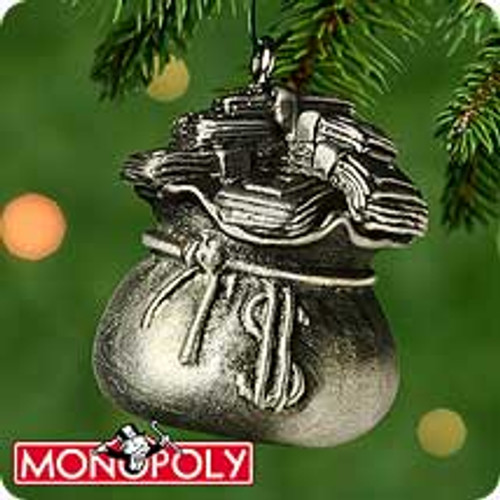 2000 Monopoly #1 - Sack Of Money