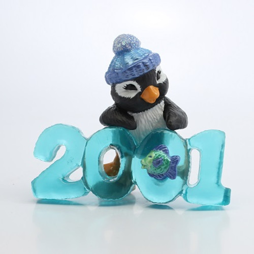 2001 Cool Decade 2 - Penguin - Colorway Hallmark ornament