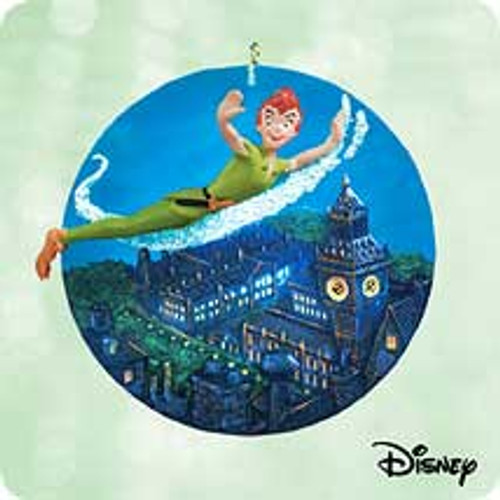 2003 Disney - Peter Pan London Hallmark ornament
